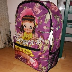 Hot Topic Women's Melanie Martinez Backpack Cry Ba